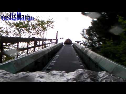 Loggers Leap onride POV - THORPE PARK