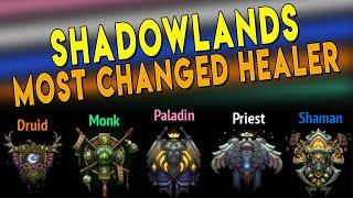 Shadowlands Best Healer Changes | Most Changed Healing Spec - All Healer Class Overview | WoW BETA