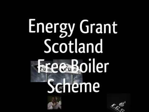 Energy Grant Scotland Free Boiler Scheme & Installs