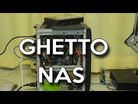 How To Make Your Own Windows 8 GHETTO NAS!