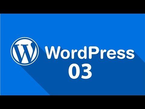 WordPress Tutorial 03 - WordPress Blog Page Index.php