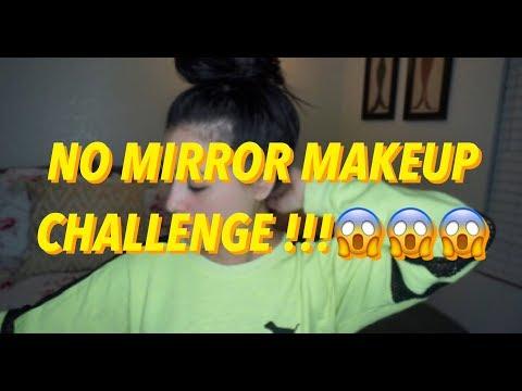 No Mirror Challenge