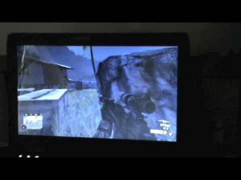 Crysis Gameplay demo Asus G53SW