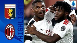 Genoa 1-2 Milan | Kessié penalty seals Milan victory! | Serie A