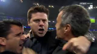 WOW! Amazing scenes as Spurs knock Man City out of the Champions League!