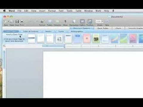 Microsoft Word 2008 for Mac - Review
