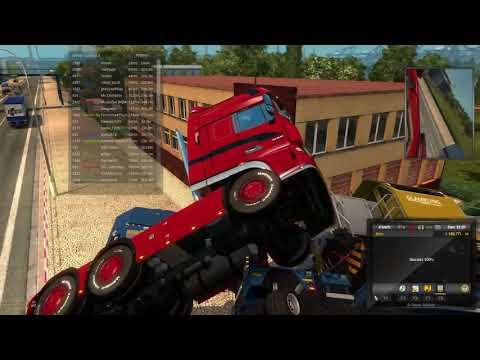 TruckersMP Report: alex0011