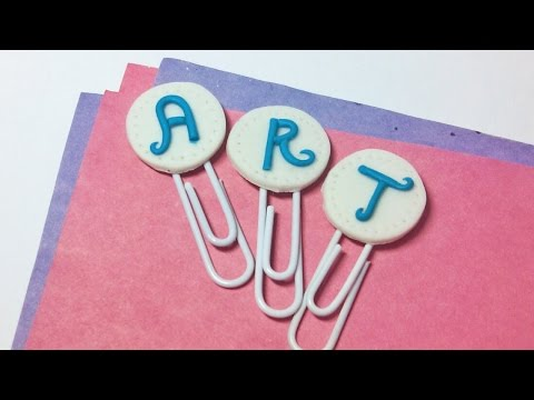 Make Cute Alphabet Paper Clips - Crafts - Guidecentral