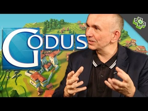 Peter Molyneux on Gaming's Future, Kickstarter Games and New Godus Gameplay!