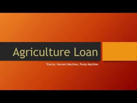 Agriculture Loan - Mortgage Loan Video Reviews