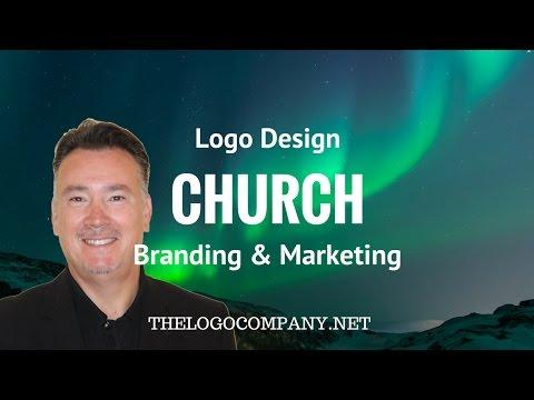 Logo Design for Church - Branding and Marking