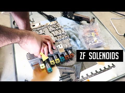 How To Service A BMW E90 3 Series Transmission
