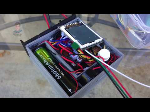 How To Make FlappyBird C++ Game Console. Arduino DIY Project