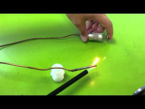 How to test a thermocouple