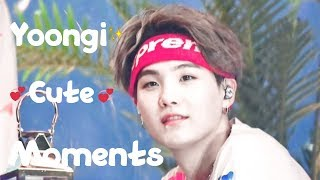 Download Cute Yoongi/Suga Moments to cheer you up!! Video