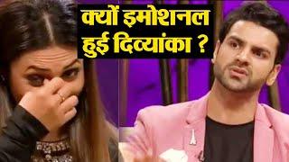 Divyanka Tripathi gets emotional because of husband Vivek Dahiya; Here
