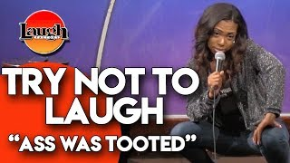 Try Not to Laugh | Ass Was Tooted | Laugh Factory Stand Up Comedy