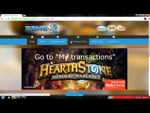 How to buy STEAM WALLET using your mobile (Philippines) (2)