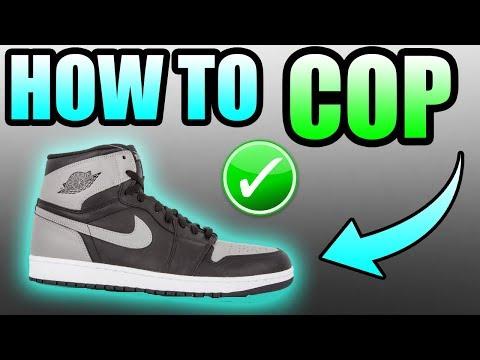 How To Get The Jordan 1 SHADOW ! | Jordan Retro 1 SHADOW Release Info !