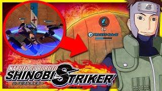 Naruto to Boruto Shinobi Striker - Sasuke's Uchiha Gameplay