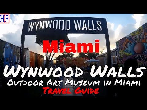 Miami | Wynwood Walls - Outdoor Art Museum | Travel Guide | Episode# 12