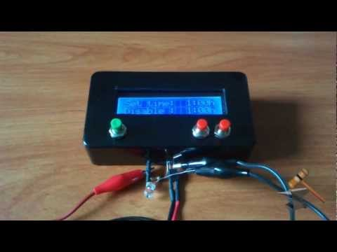Digital Programmable Timer Switch
