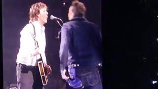 Paul McCartney and Jimmy Fallon, Vancouver, April 20, 2016