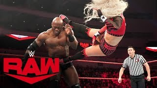 Liv Morgan & Rusev vs. Lana & Bobby Lashley: Raw, Jan. 20, 2020
