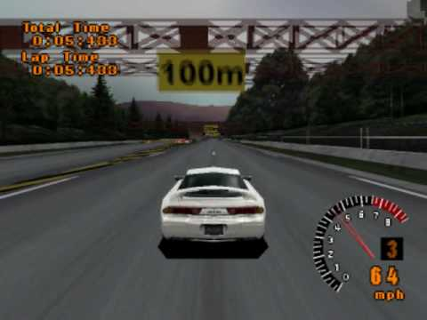 Gran Turismo License Guide: B-Class - Starting and Stopping 2