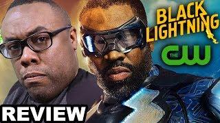 BLACK LIGHTNING - Series Premiere Review (Black Nerd)