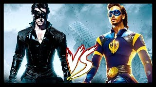 Krrish vs Flying Jatt - Who would win in a Fight???