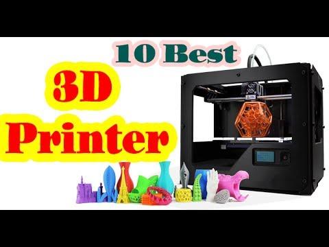 Best 3D Printers to Buy in 2017