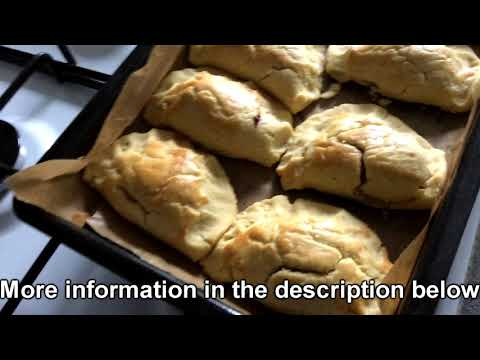 How to make Ghana meat pie