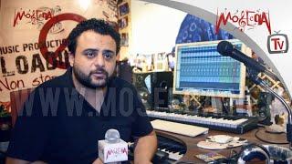 """أحمد بدوي : محمد رمضان يمثل بس يغني """"لأ"""" وقدمنا بوسي سمير بشكل كويس"""