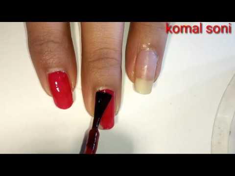 3 ways to use nail art using aluminum foil !!