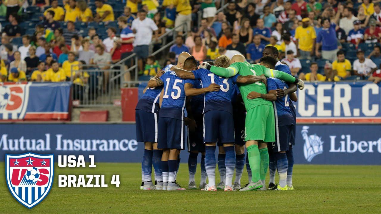 MNT vs. Brazil: Highlights - Sept. 8, 2015
