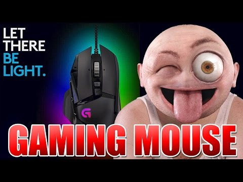 Best PC Gaming Mouse I've Ever Used - G502 Proteus Spectrum Review / Overview & Setup Guide 2017