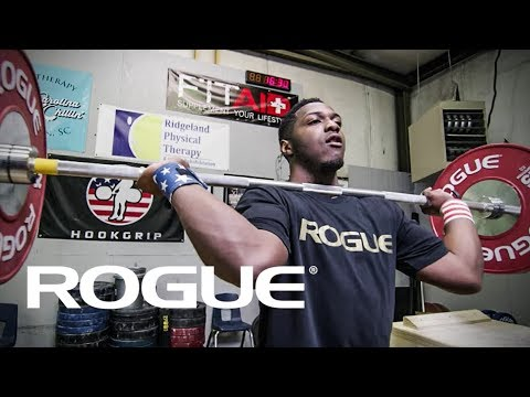 Road to the Arnold — 2018 — CJ Cummings / 8k