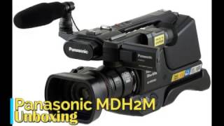 Unboxing Panasonic Mdh2m