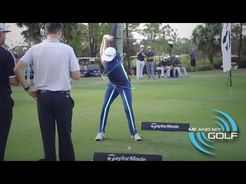 LEARN FROM DUSTIN JOHNSON GOLF SWING