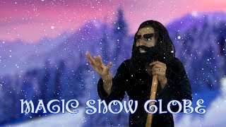 The Magic Snow Globe | David Lopez
