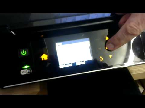 How to reset an Epson ink cartridge and trick it into thinking it's full.