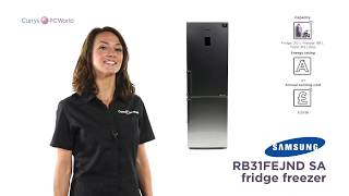Samsung RB31FEJNDSA 70/30 Fridge Freezer - Silver | Product Overview | Currys PC World