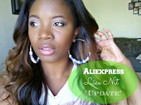 How I removed Lice Nits From My Aliexpress Hair