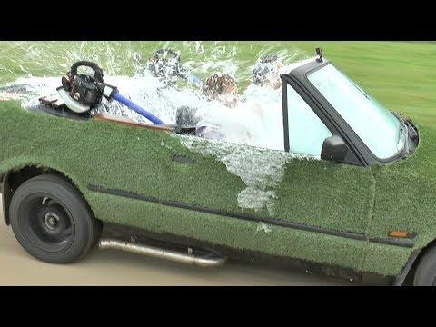 Spa Car BMW Hot Tub