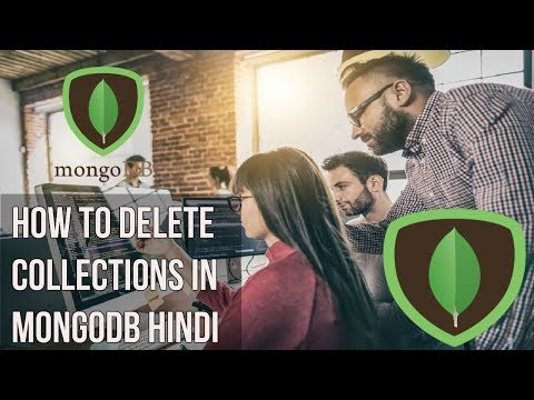 Learn mongodb in Hindi | How to delete collections in mongodb Hindi