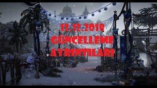 Black Desert Tr 12 Aralık Archer Ve Cron Ağacı Güncelleme Ayrıntıları