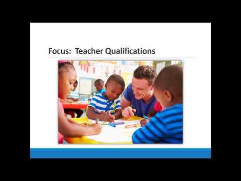 TEA Webinar:  High-Quality Teacher Qualifications