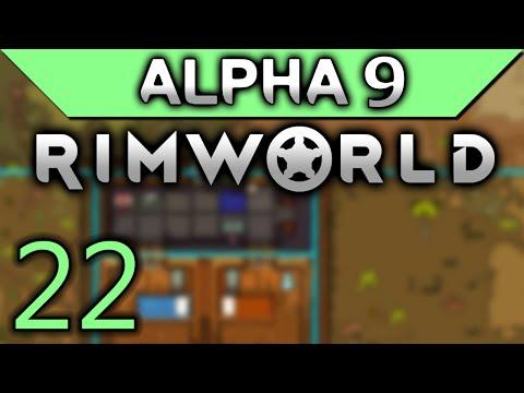 Temperature Pls | Rimworld Alpha 9 Part 22 (Let's Play)