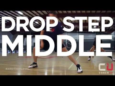 Basketball Tips: How To Do A Drop Step Middle Hook Shot